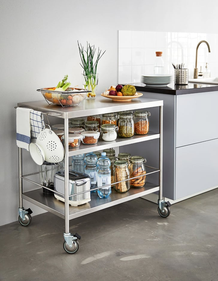 Best Ikea Kitchen Furniture With Storage | POPSUGAR Home