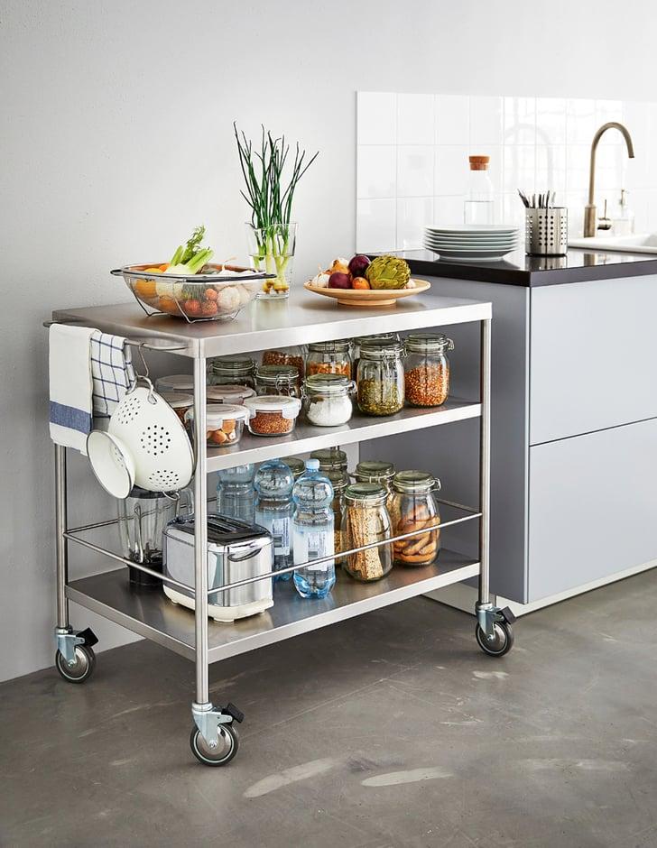 Best Ikea Kitchen Furniture With Storage Popsugar Home