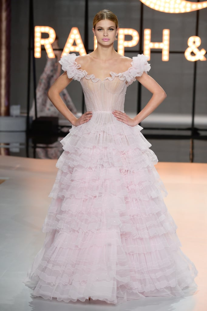 Ralph Amp Russo Haute Couture Spring Summer 2019 Couture
