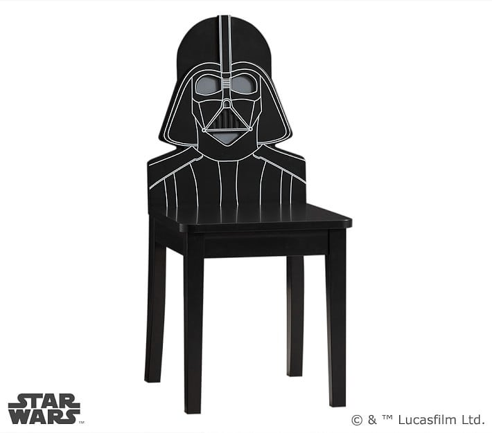 Star Wars Darth Vader Play Chairs