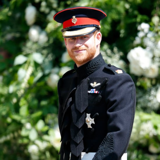 Prince Louis Christening Present From Prince Harry