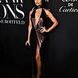 Shanina Shaik at the Harper's Bazaar ICONS Party