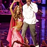 "Shakira and Wyclef Jean's Song, ""Hips Don't Lie,"" Topped the Charts"