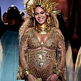 Beyonce Hair and Makeup at the 2017 Grammys