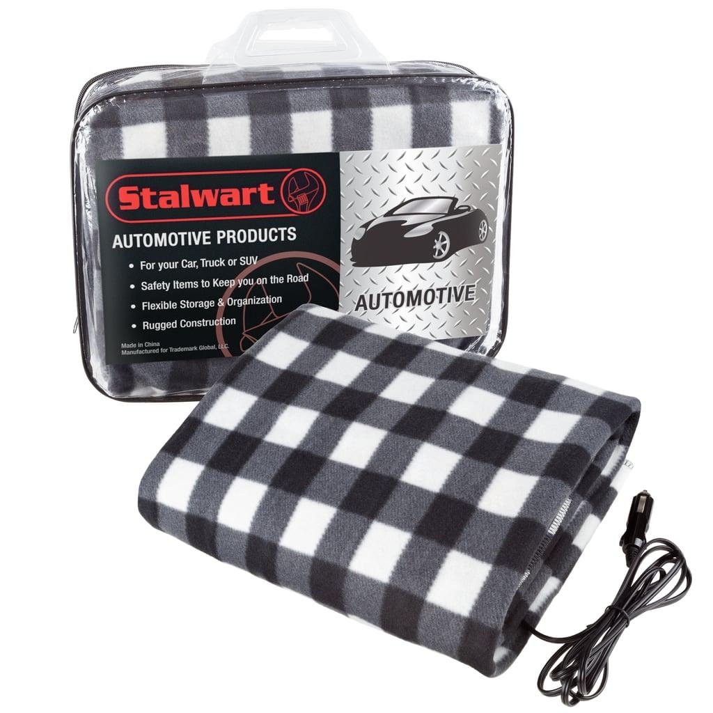 Stalwart Electric Heater Car Blanket