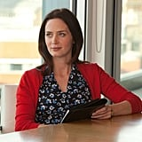 Emily Blunt in Salmon Fishing in the Yemen. Photo courtesy of CBS Films