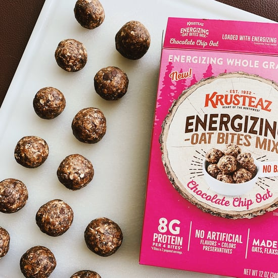 Krusteaz Chocolate Chip Oat Energy Balls Review