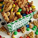 Cinnamon Waffle Snack Mix