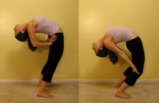 Stretch It: Standing Spinal Arch