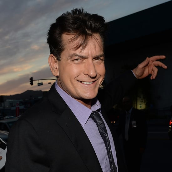Charlie Sheen's Ice Bucket Challenge | Video