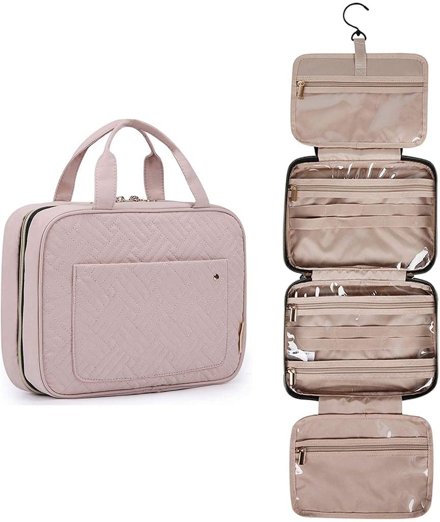 A Smart Cosmetic Bag: Bagsmart Toiletry Travel Bag