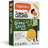 Tolerant Organic Gluten-Free Green Lentil Penne Pasta