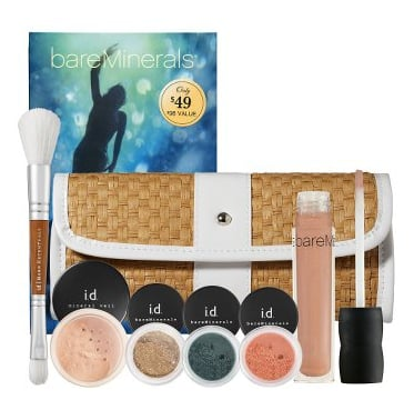 Thursday Giveaway! Bare Escentuals Siren of the Sea Hydrating and Brightening Collection!