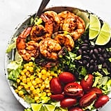 Fiesta Lime Shrimp Salad