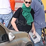 Julia Roberts out in LA.