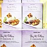 Fig & Olive Crisps ($4)