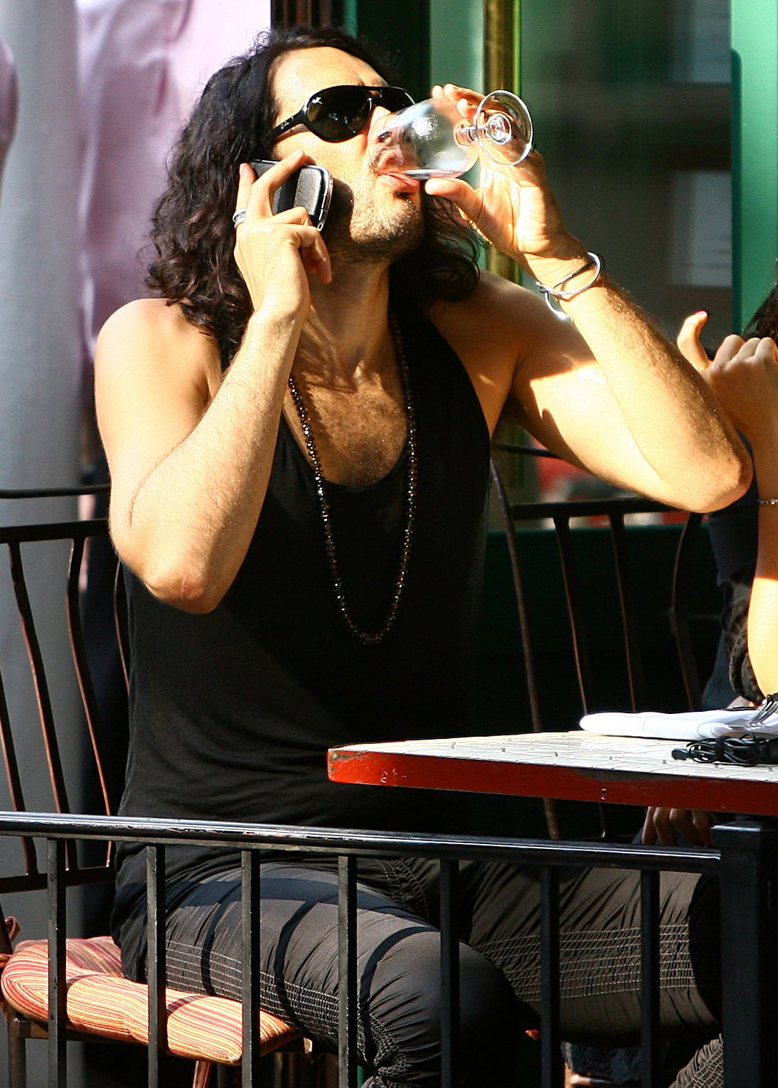 Photos Of Russell Brand Out In New York City Where He S