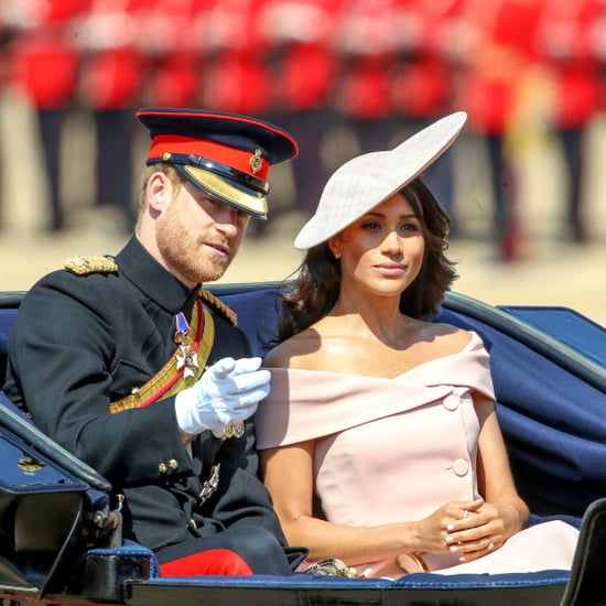 Royal Family at Trooping the Colour 2018 Pictures