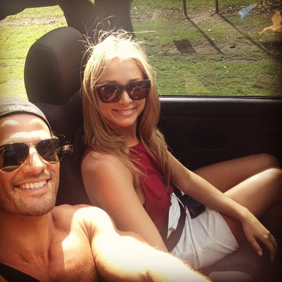 Tim and Anna From The Bachelor Australia Instagram Pictures