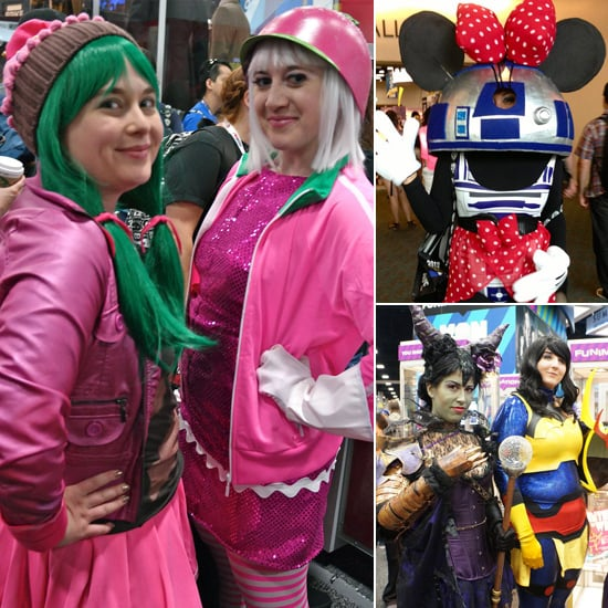 Halloween Costume Inspiration From Comic-Con