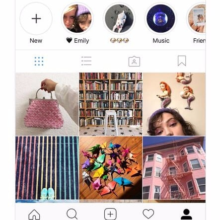 How do i use instagram highlights and story archive popsugar news ccuart Images