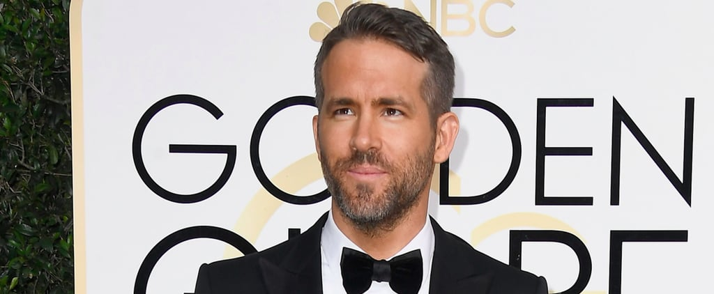 ICYMI: The Golden Globes Overflowed With Hot Bearded Men