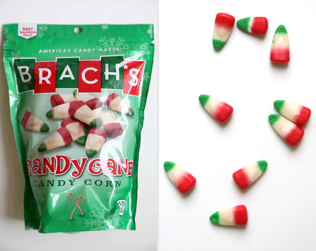 brachs candy cane candy corn - Christmas Candy Corn
