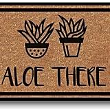 Aloe There Doormat