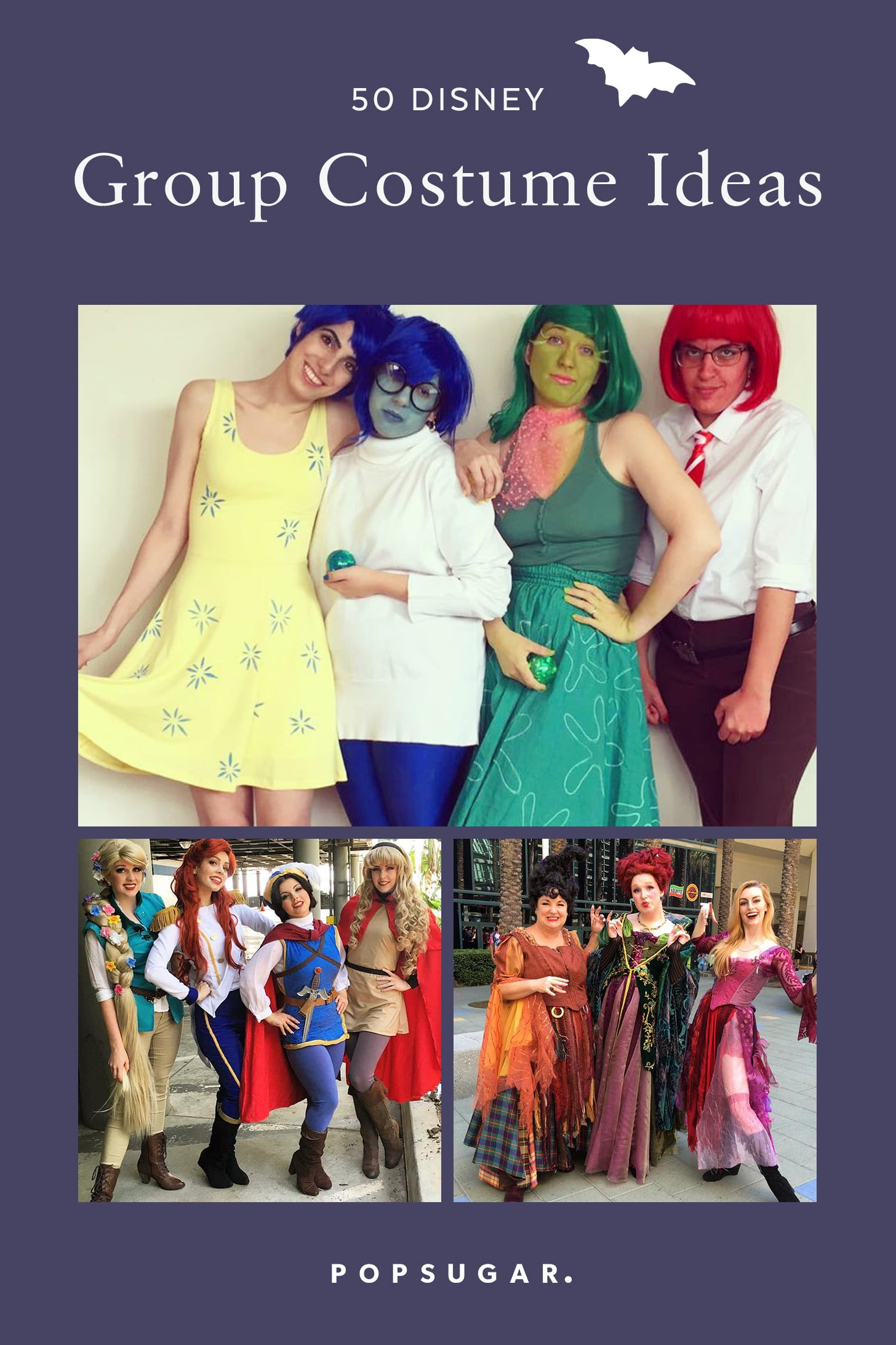 Disney Costume Ideas For Groups Popsugar Love Sex