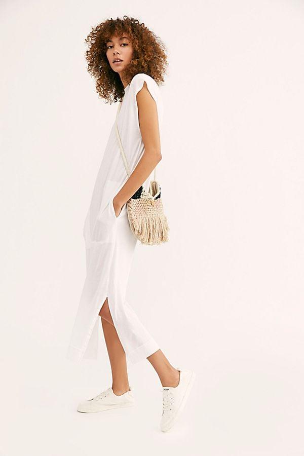 4dd88473329b18 All Day Long Midi T-Shirt Dress | Best Travel Dresses | POPSUGAR ...