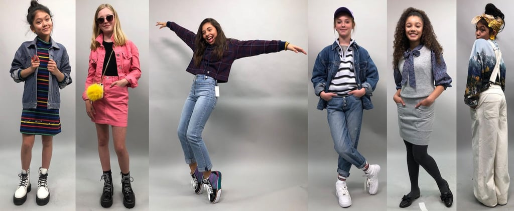 The Baby-Sitters Club Stylist Shares BTS Fitting Photos
