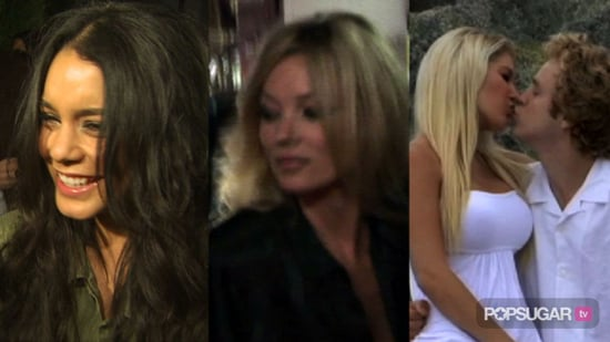 Video of Vanessa Hudgens Dancing at a Party With Mark Salling and Khloe Kardashian, Kate Moss in London For Her Handbag Launch, 2010-09-22 13:47:59