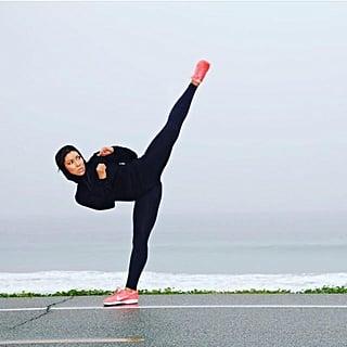 45-Minute Kickboxing Workout