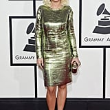 Rita Ora at the 2014 Grammy Awards.