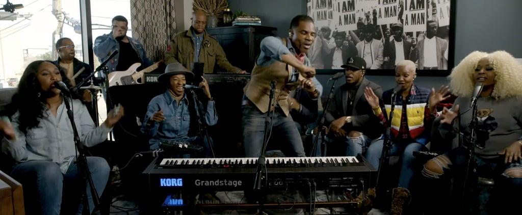 Watch Kirk Franklin's Tiny Desk Concert | Video