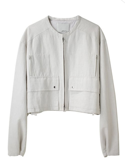 3.1 Phillip Lim Cropped Oversized Jacket ($625)