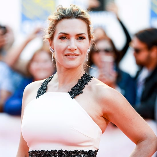 Kate Winslet Greg James Interview About Her Single