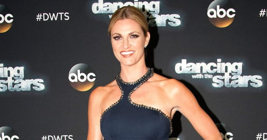 Erin Andrews, Julianne Hough Bring Red Carpet Glamour to 'DWTS'