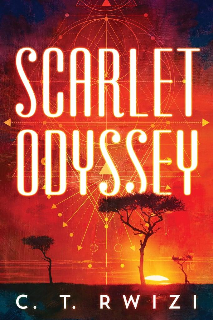 Scarlet Odyssey by C.T. Rwizi