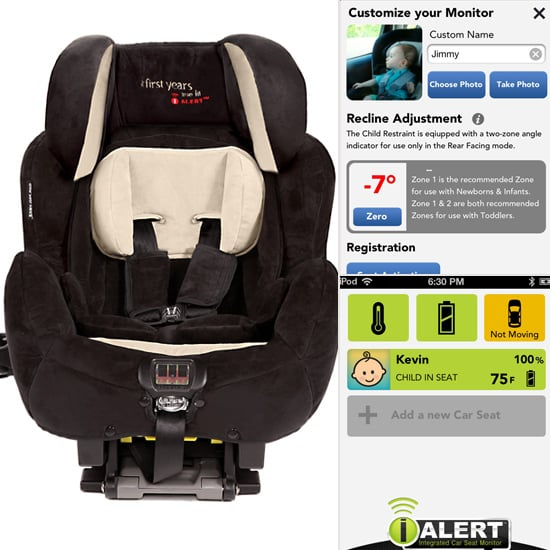 The First Years I-Alert Car Seat | POPSUGAR Moms