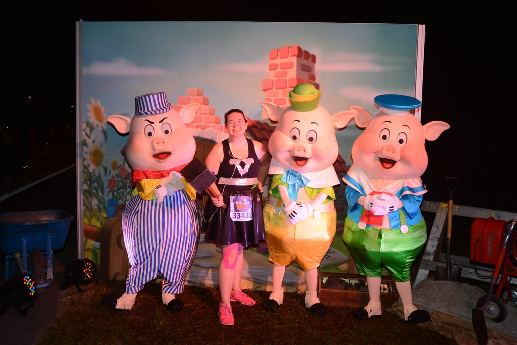 Be Choosy With the Characters Along the Course