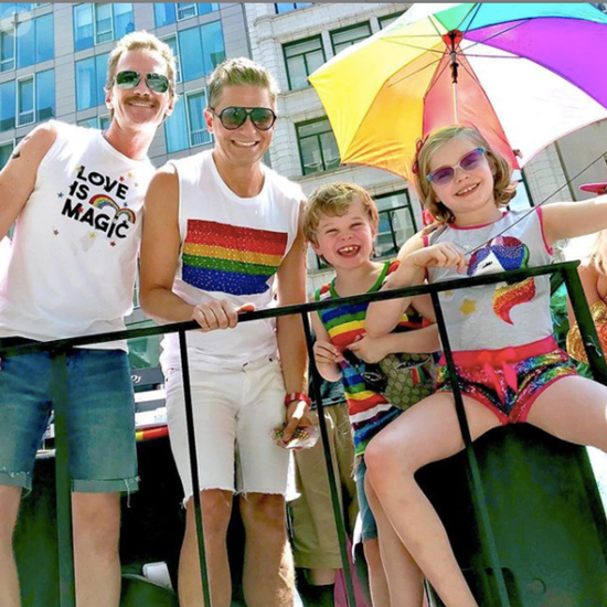 Neil Patrick Harris and His Family at Pride