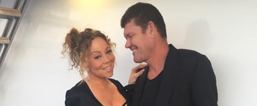 16 Photos That Prove Mariah Carey and James Packer Belong Together