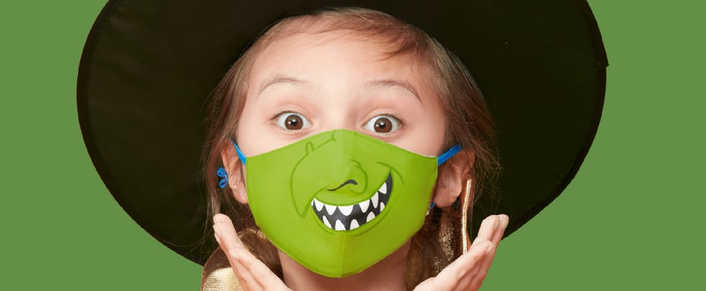 Crayola Halloween Washable Face Masks For Kids and Teens