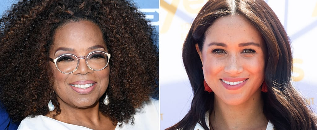 Oprah With Meghan and Harry CBS Special Airs 7 March