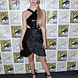 Anya Taylor-Joy at Comic-Con International in 2018