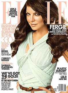 Fergie Opens Up About Her Indiscretions in Elle — Awkward or Not?