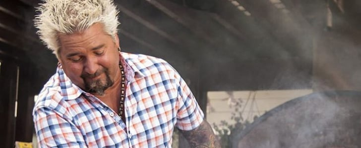 Guy Fieri's Go-To Breakfast Is Hearty as Hell