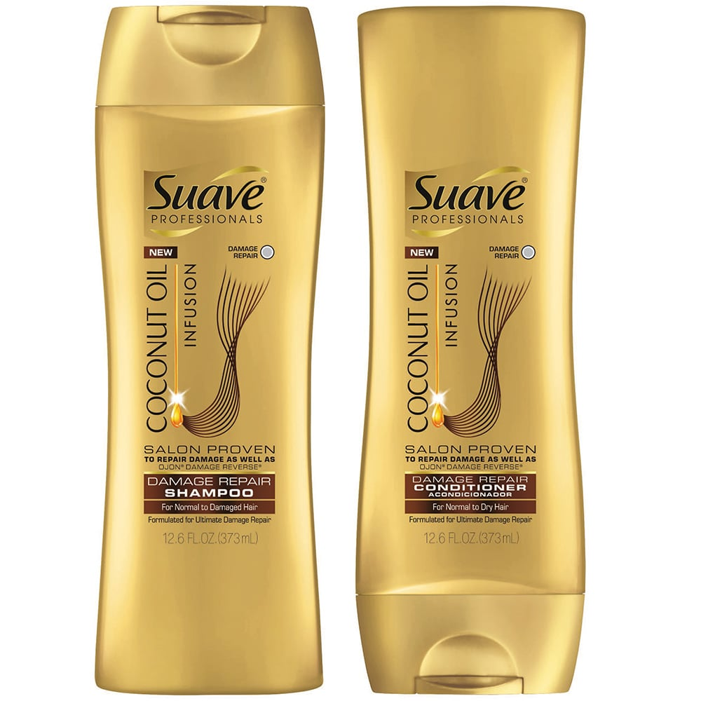 Suave Professionals Coconut Infusion Shampoo and Conditioner