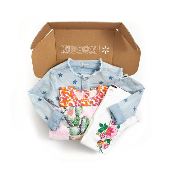 Walmart Kidbox Clothing Subscription Boxes